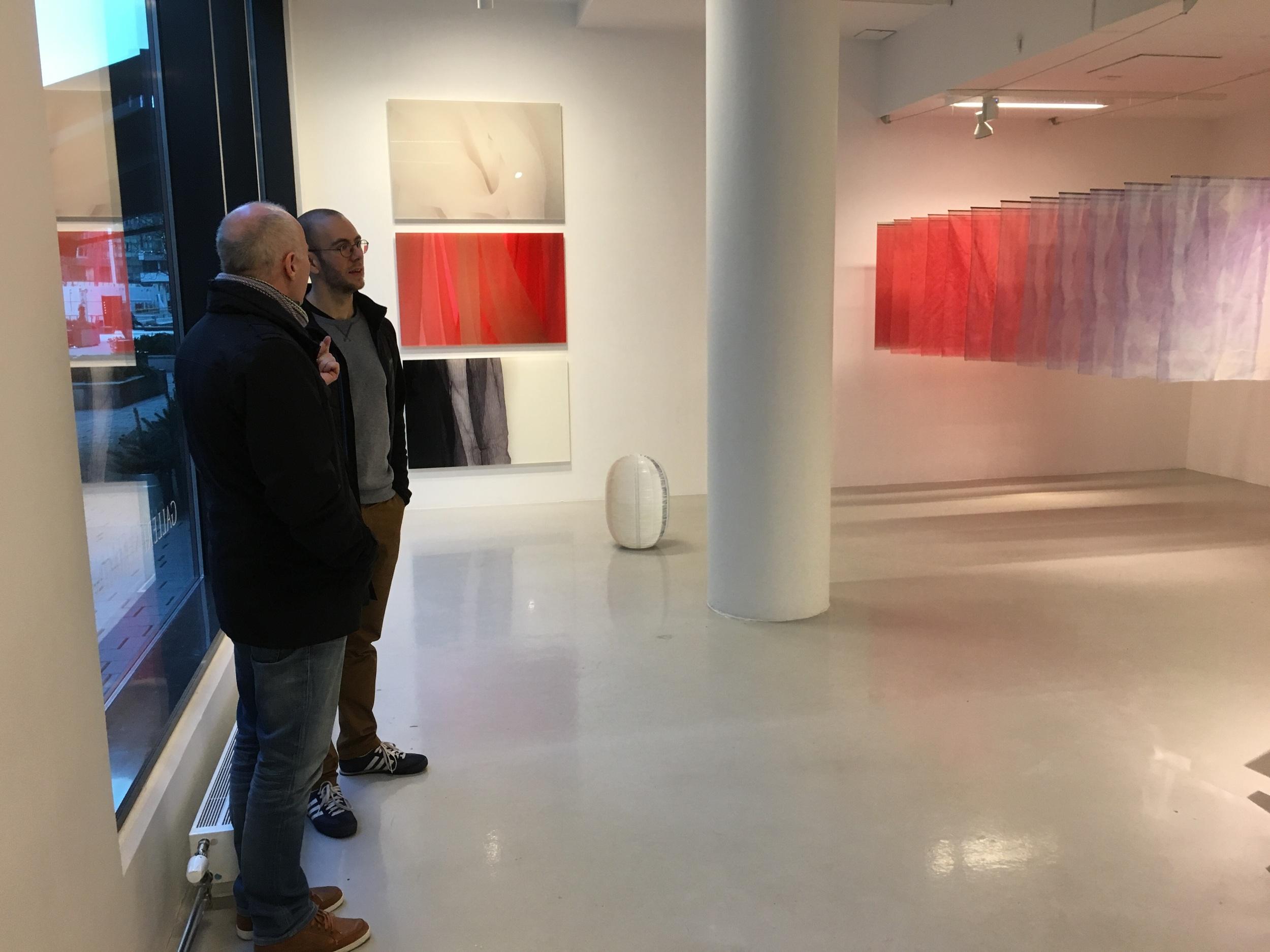Foto, installasjon og skulptur av undertegnede - Thea Andenæs.