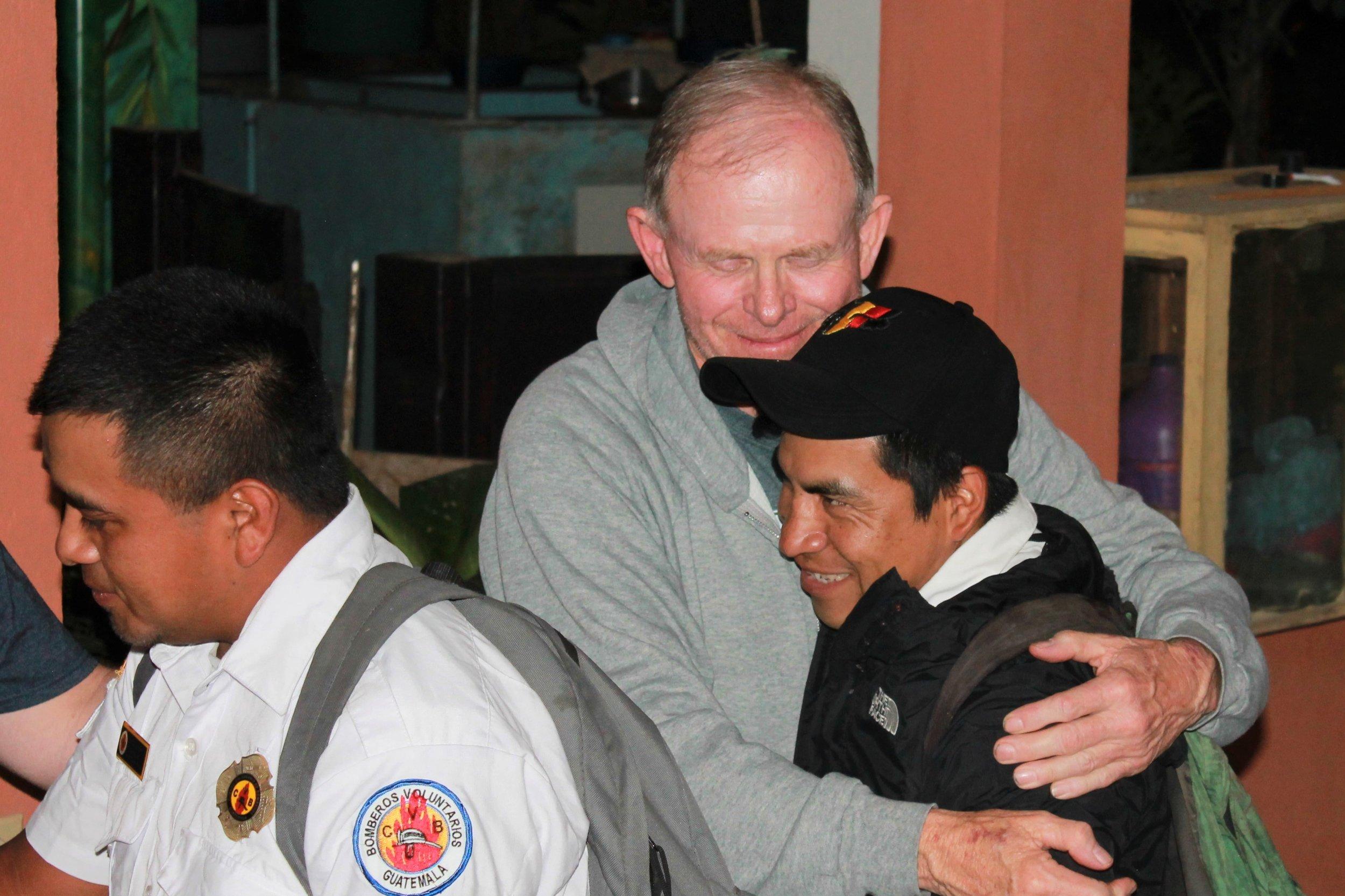 BOB HUG FIRE.JPG