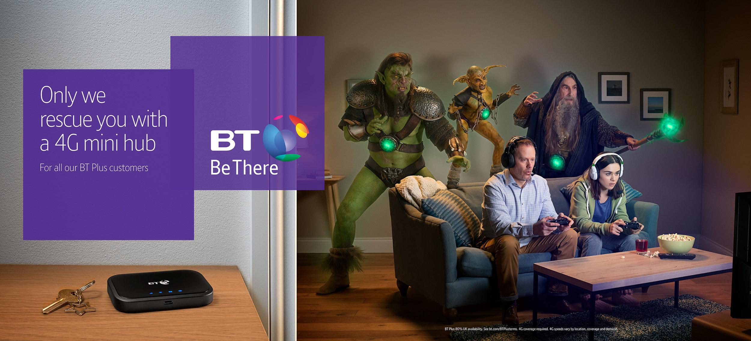 BT Home Hub