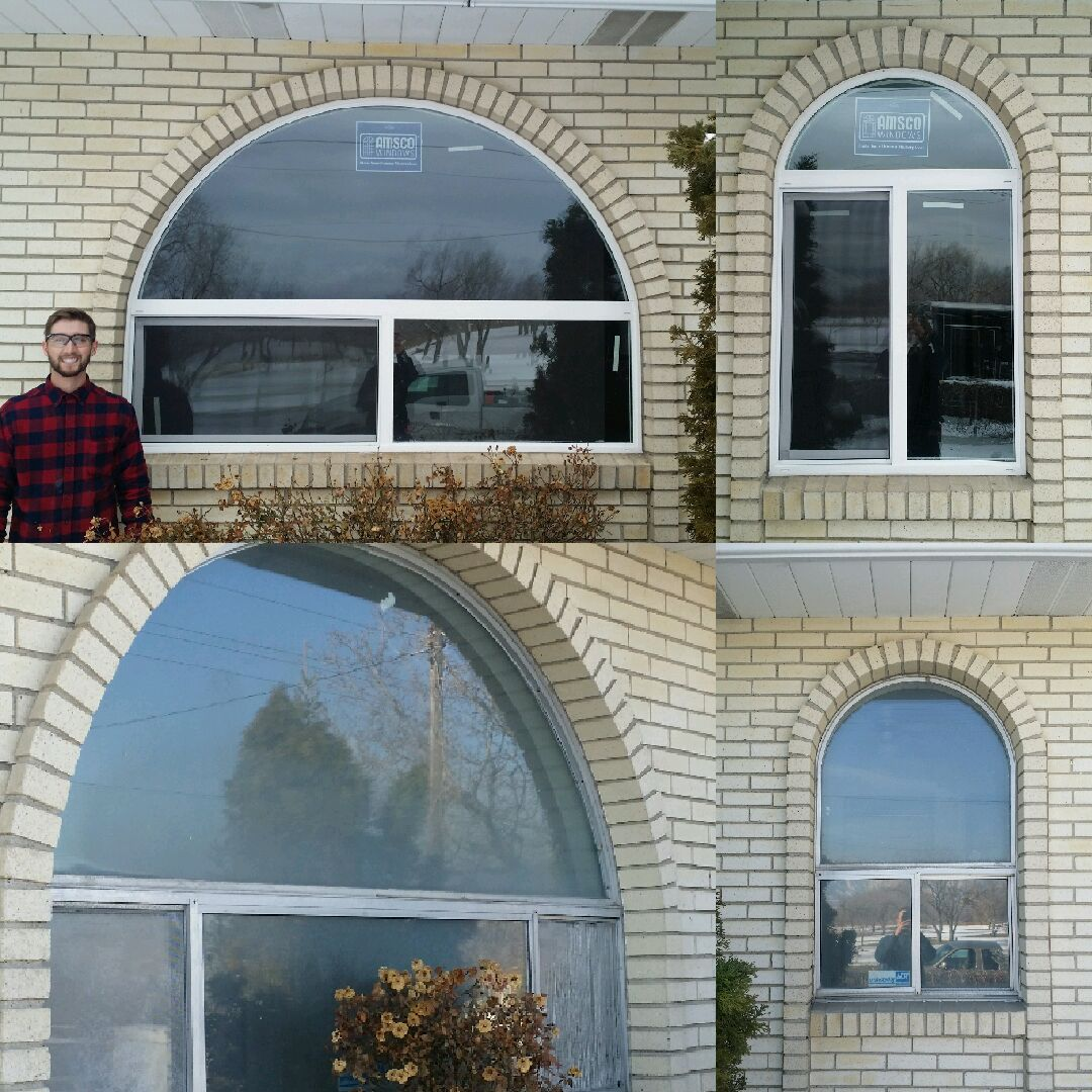 Window Replacements Before and After