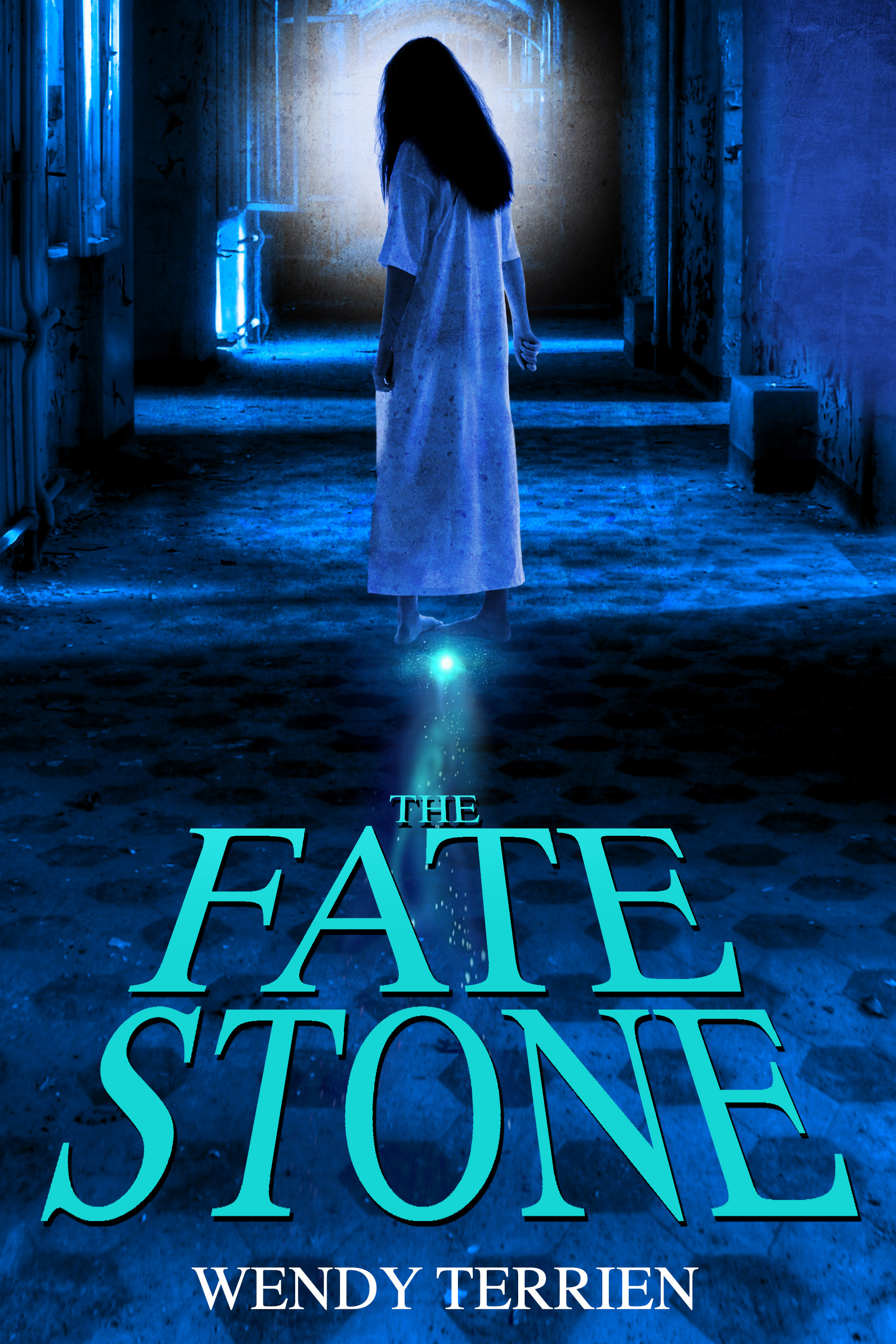 Short Story:The Fate Stone - In this novelette by international best selling author Wendy Terrien, a young woman is lost in time and locked in an asylum where she must fight for survival, fight for love, and defy fate to find her way home.Originally published in the award-winning anthology, TICK TOCK: SEVEN TALES OF TIME.Available at Amazon.