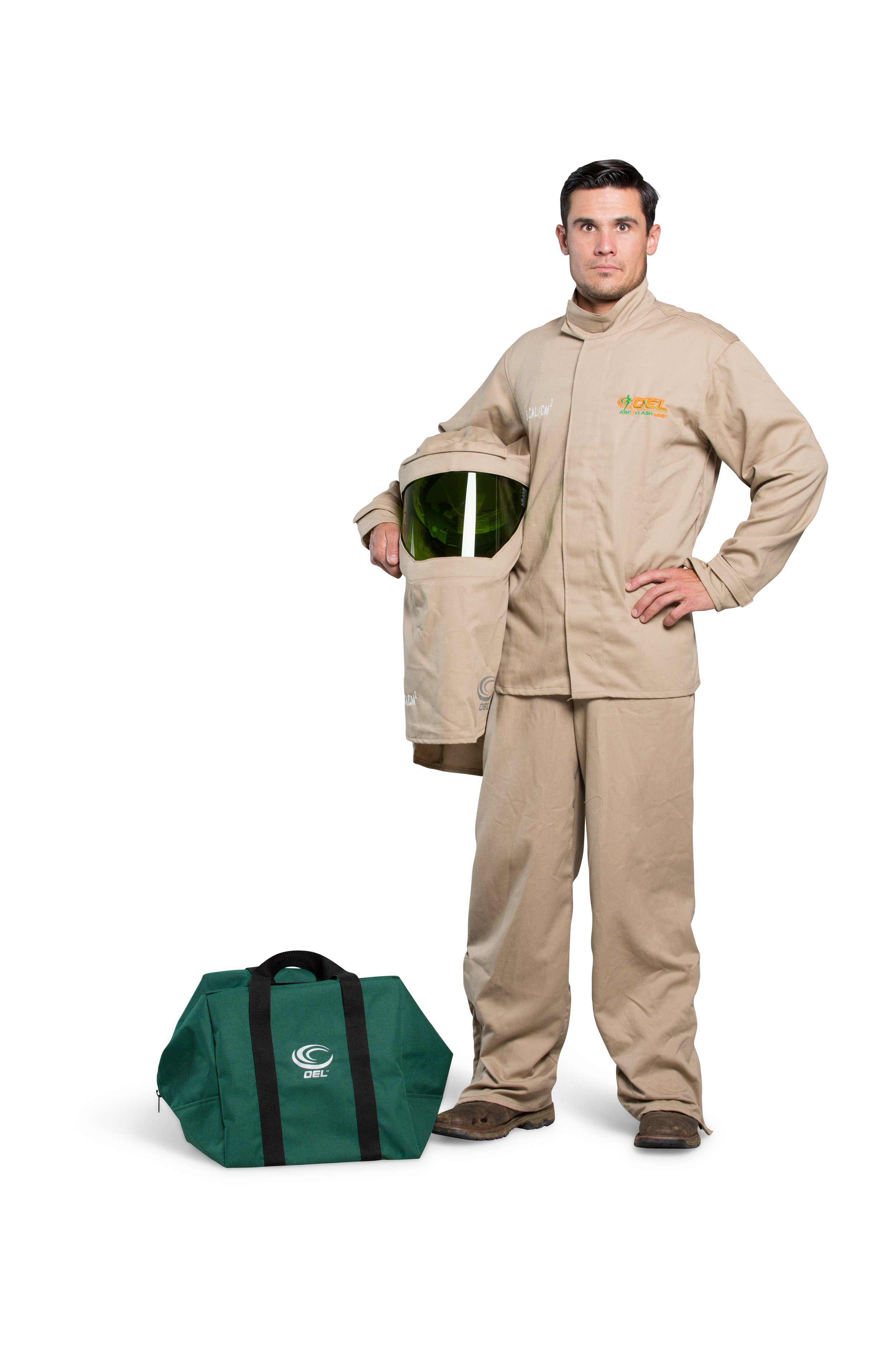 8 Cal Jacket and Bib Kit with SwtichGear Hood