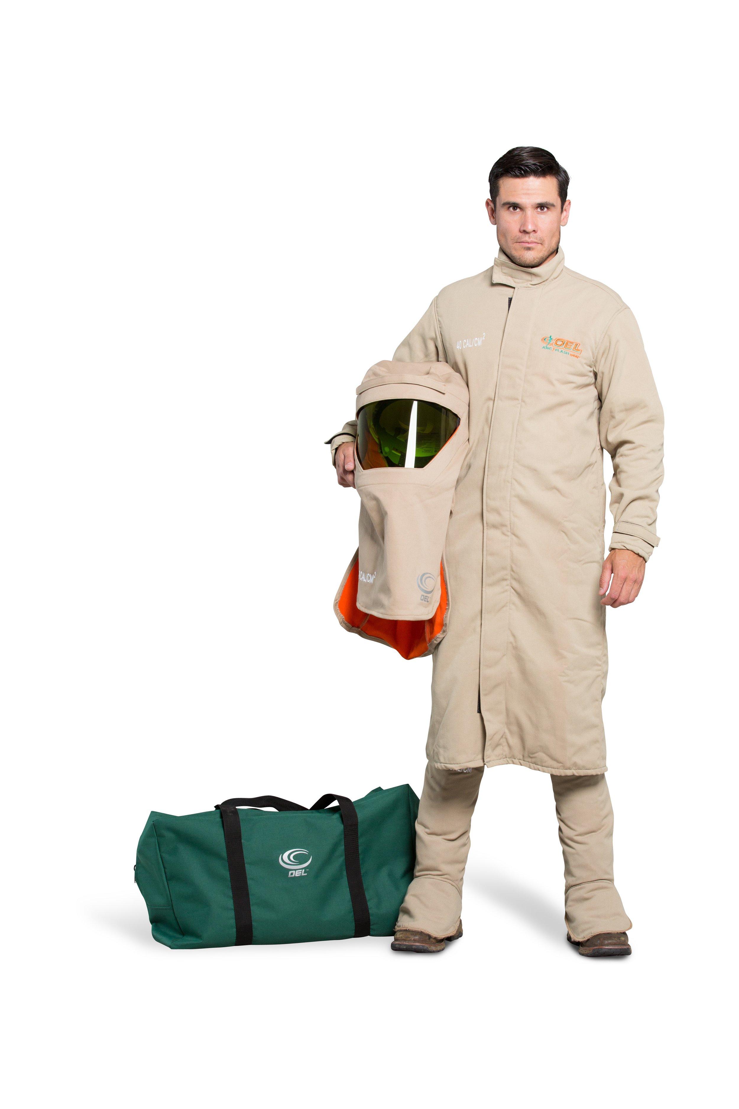 40 Cal Coat Kit