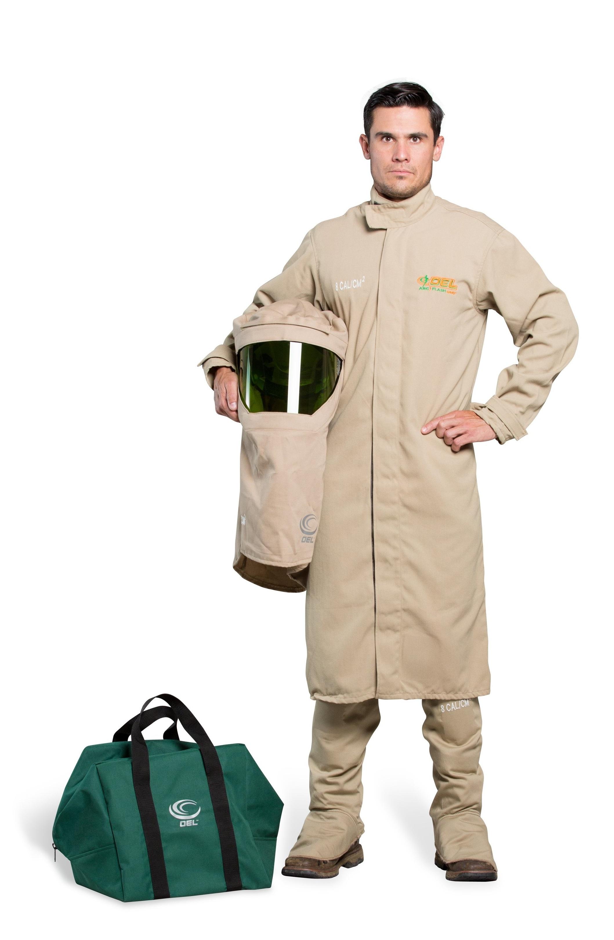 8 Cal Coat Kit with SwitchGear Hood