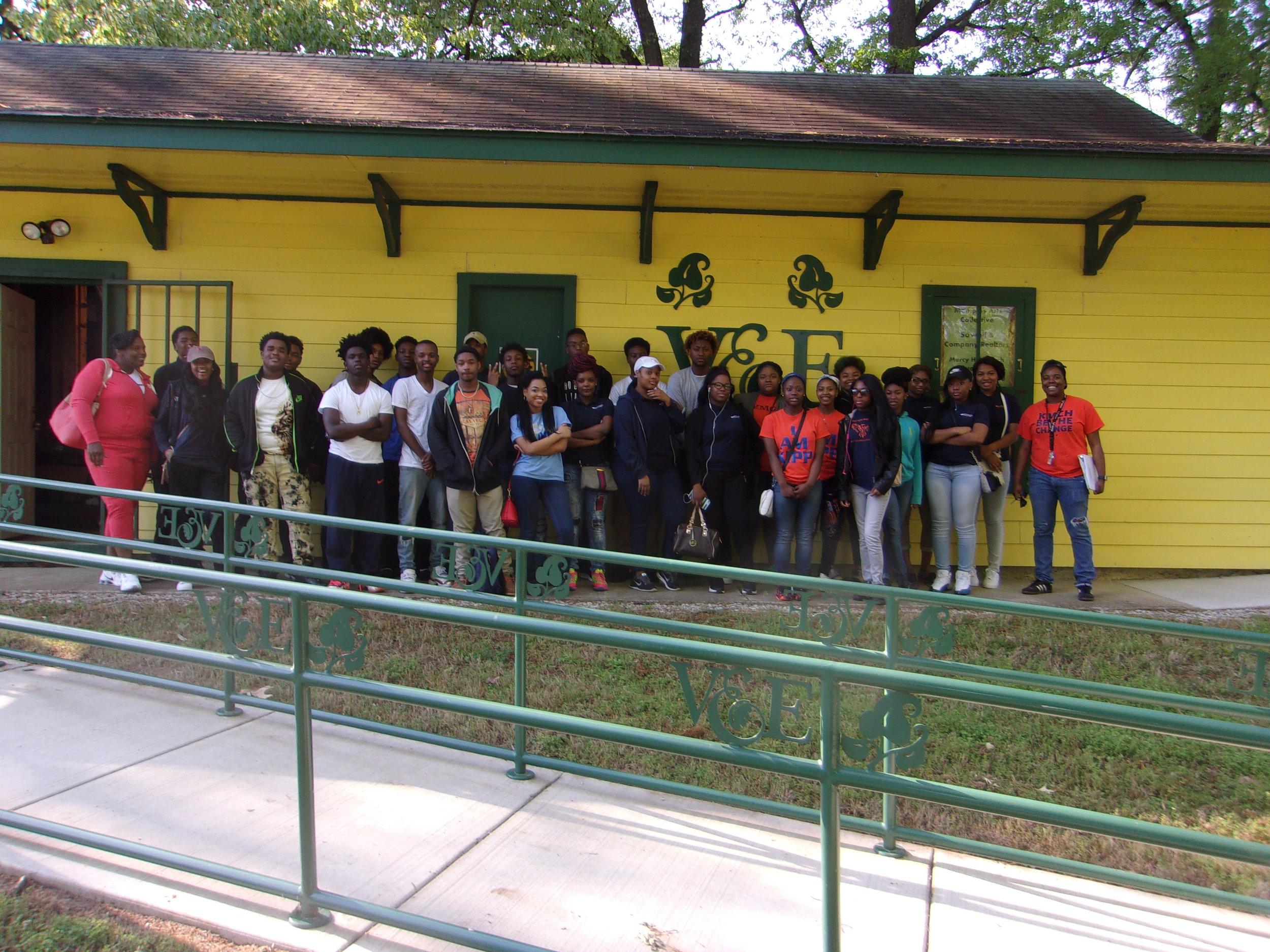Kipp Academy Volunteers.JPG
