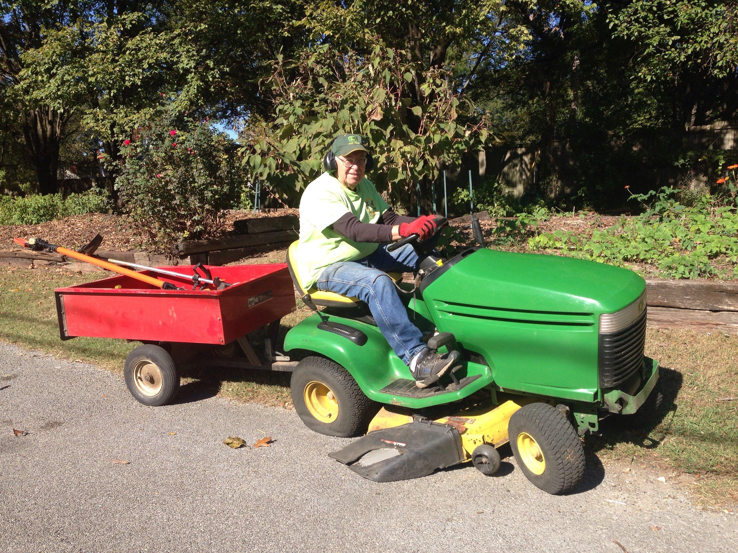 Paul on the tractor.JPG