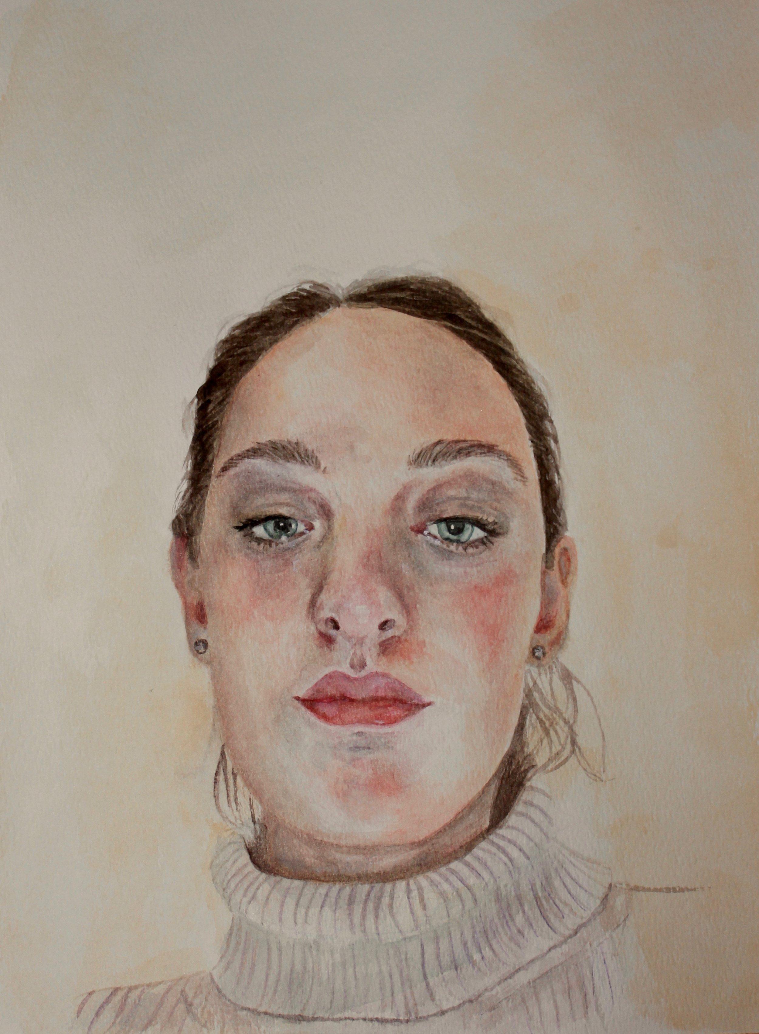 Watercolor, 2017