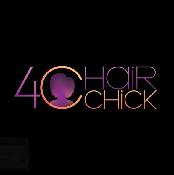 4c hair chick