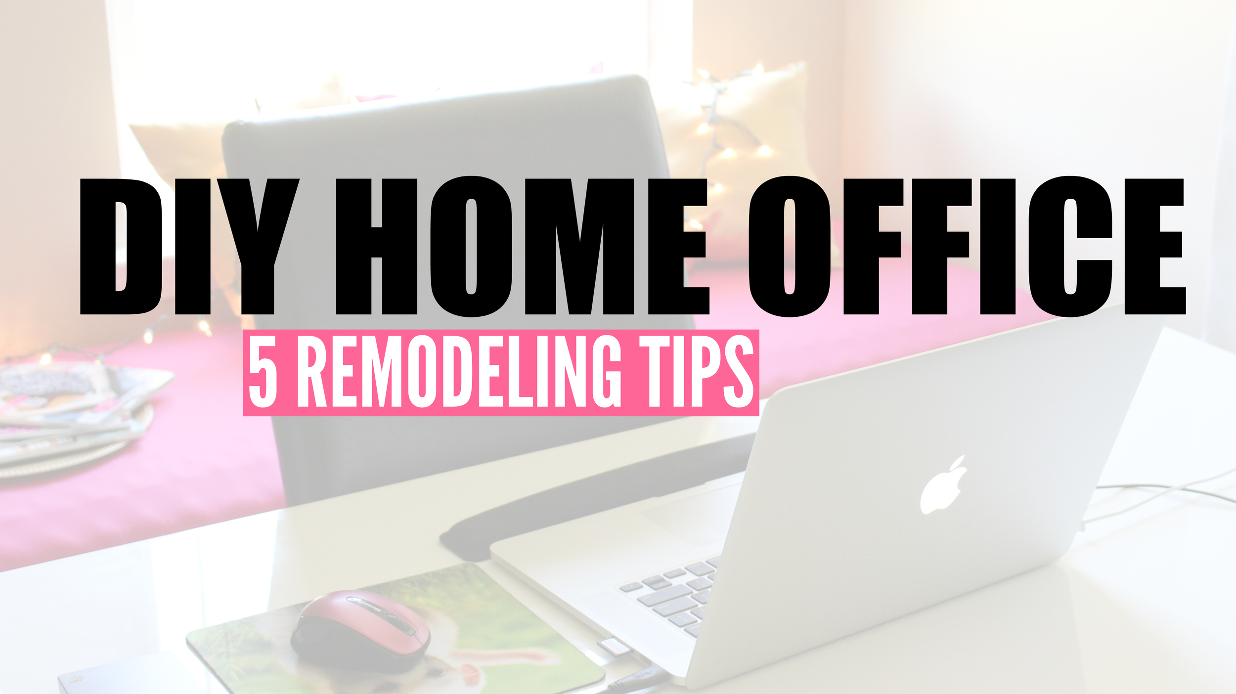DIY Home Office Remodel on a Budget- 5 Tips Checklist ... Small Home Office Remodeling on small home office furniture, small home office cabinets, small home fireplaces, small home office library, small home office paint, small home office lighting, small home office photography, small home retaining walls, small home office design,