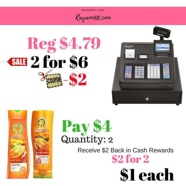 herbal essences printable coupon