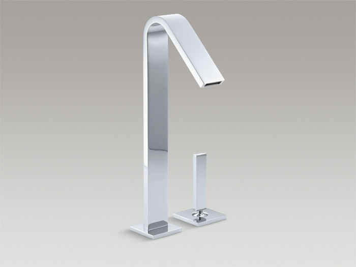 Single control tall lav faucet   14660IN-4-CP