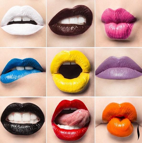 Using Obsessive Compulsive Cosmetics Lip Tars