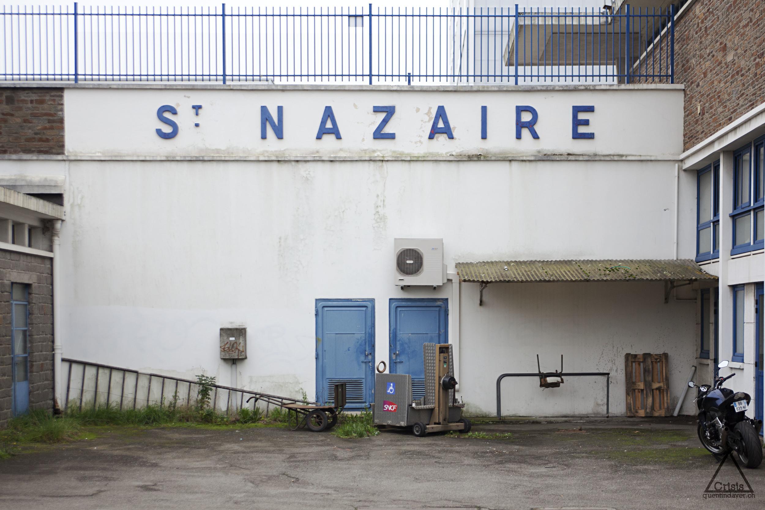 St. Nazaire Station