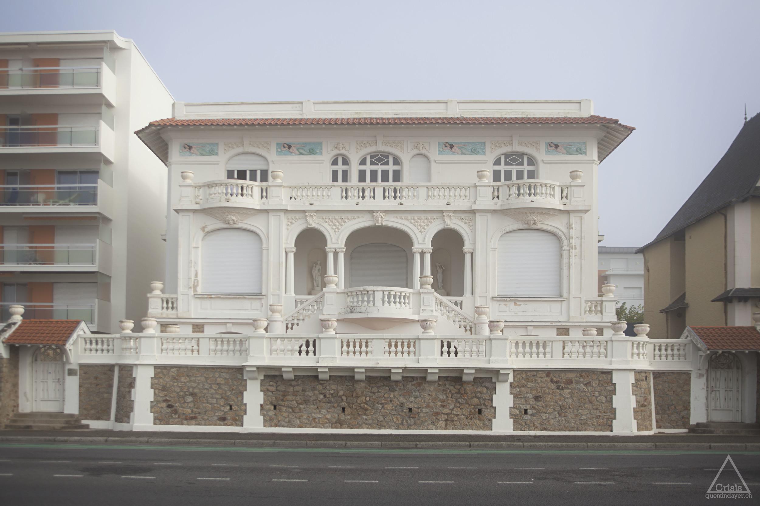 Mermaid's house