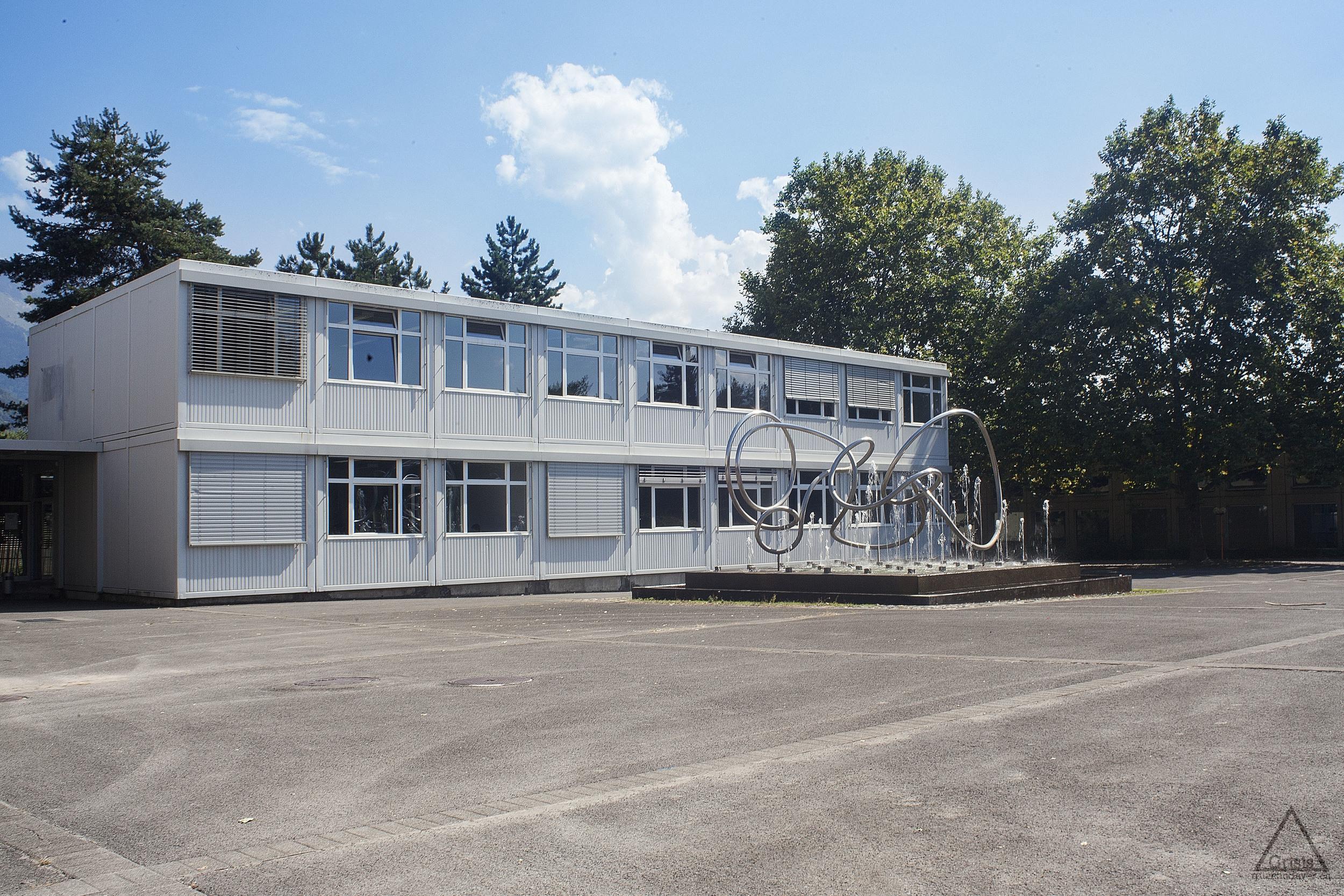 Foutain - Gymnase du Burier