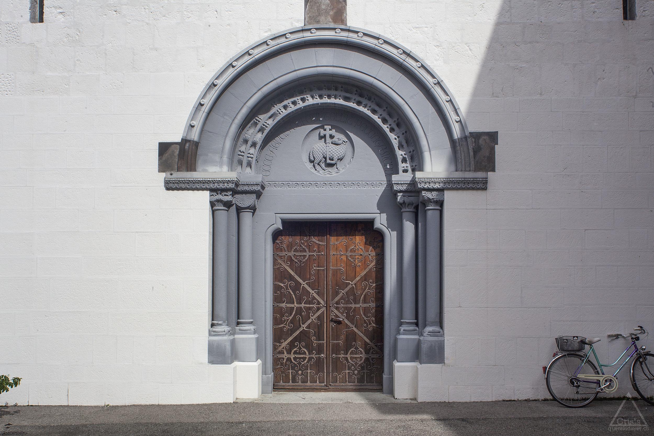 Grandson's Church - Door