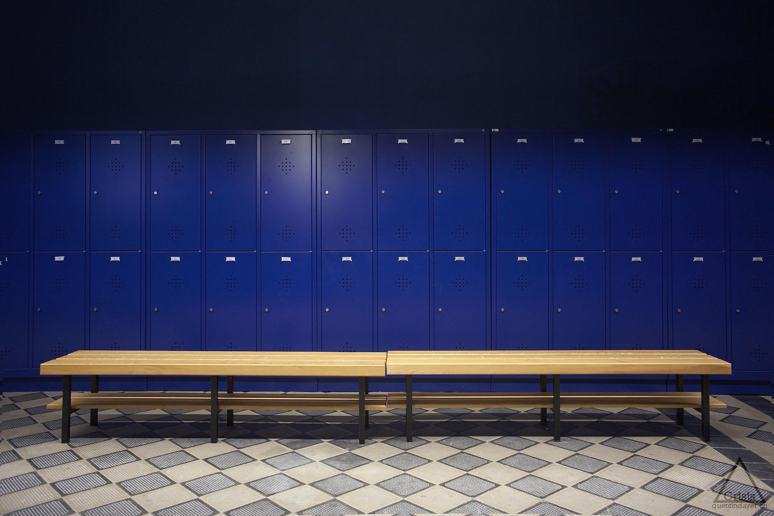Bench - Ecole ES Lausanne