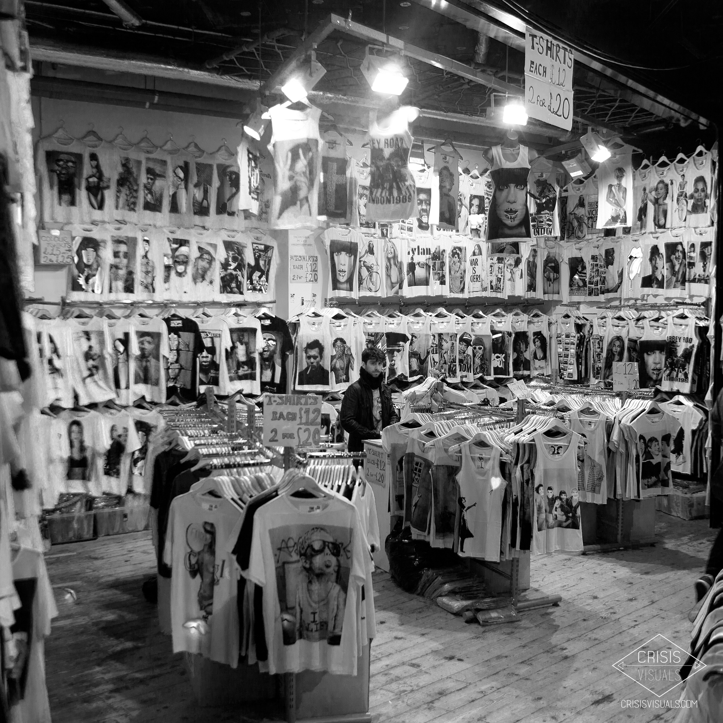 White T-Shirt Shop