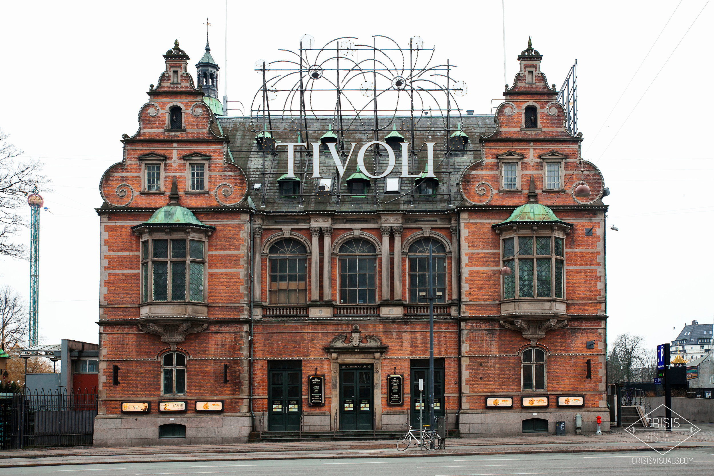 Tivoli's Offices