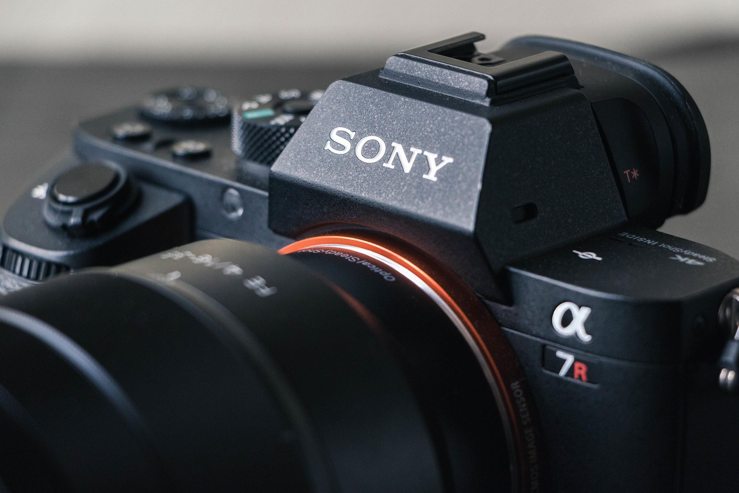 Sony A7RII Appareil photo mirrorless