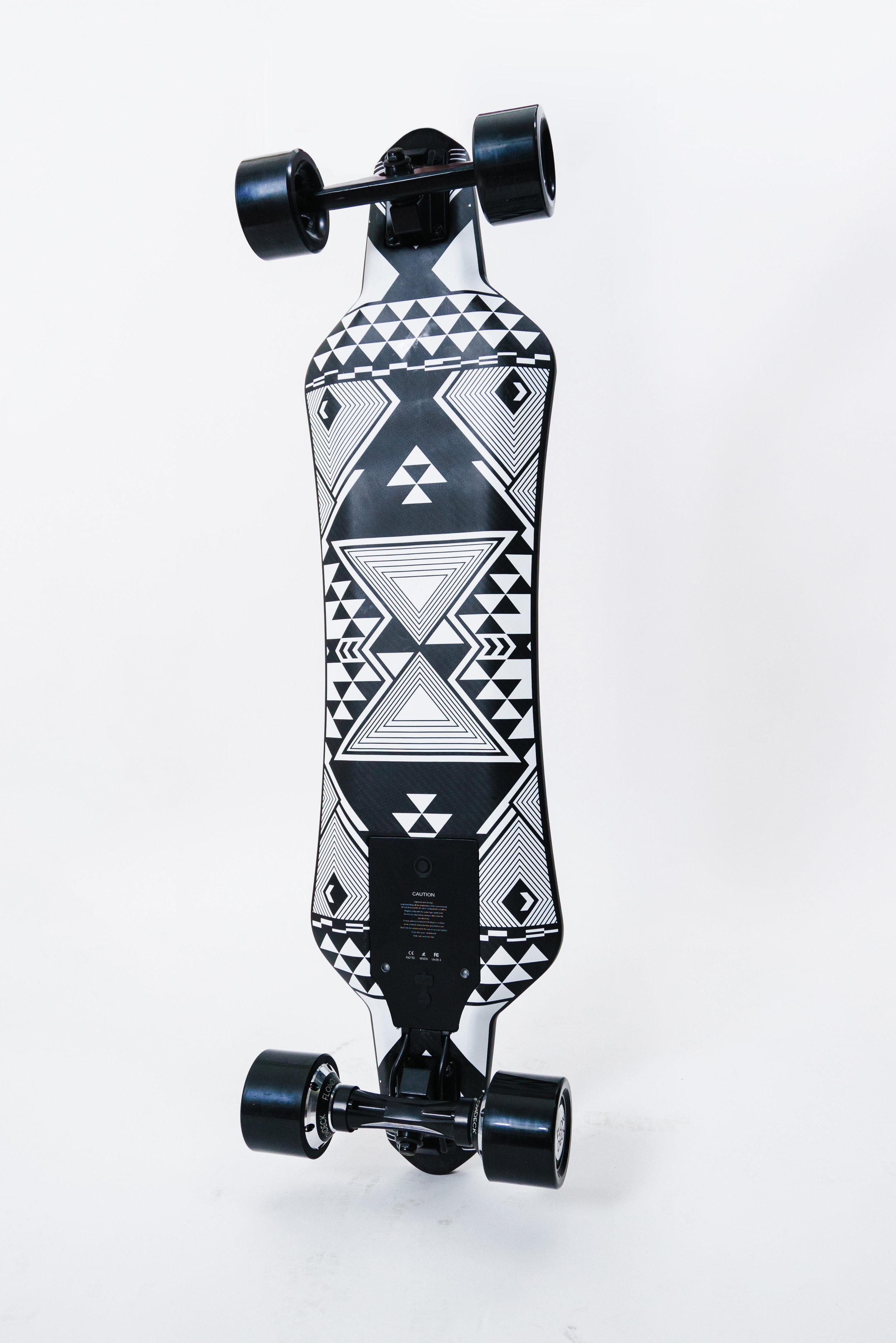 Flowdeck X skateboard électrique motorisé