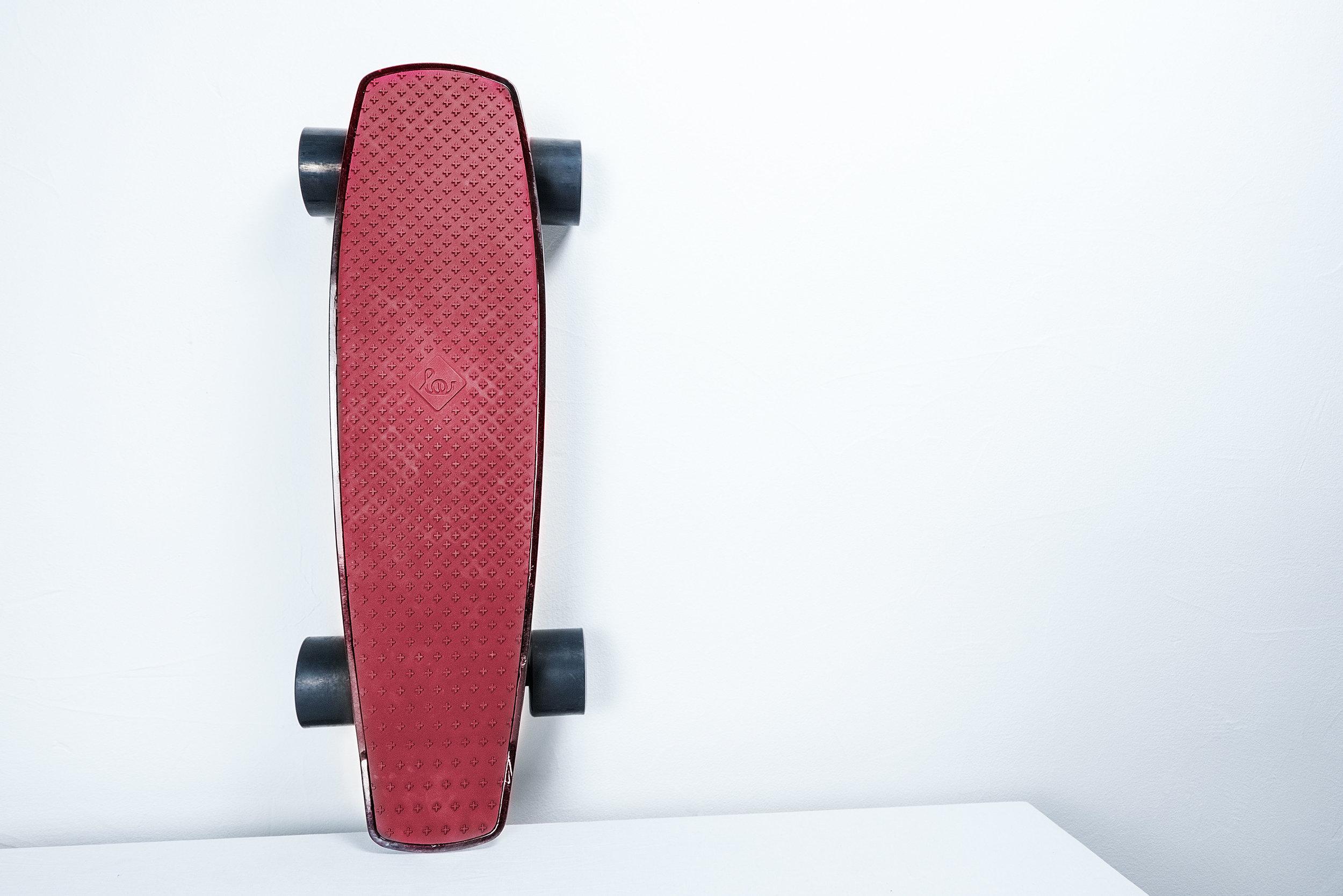 LouBoard skateboard électrique