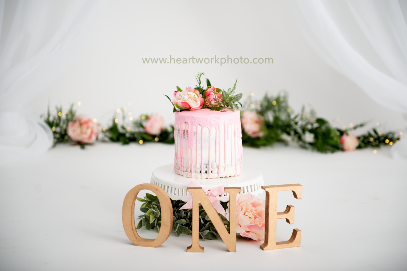 Sweet and beautiful Cake Smash celebration!