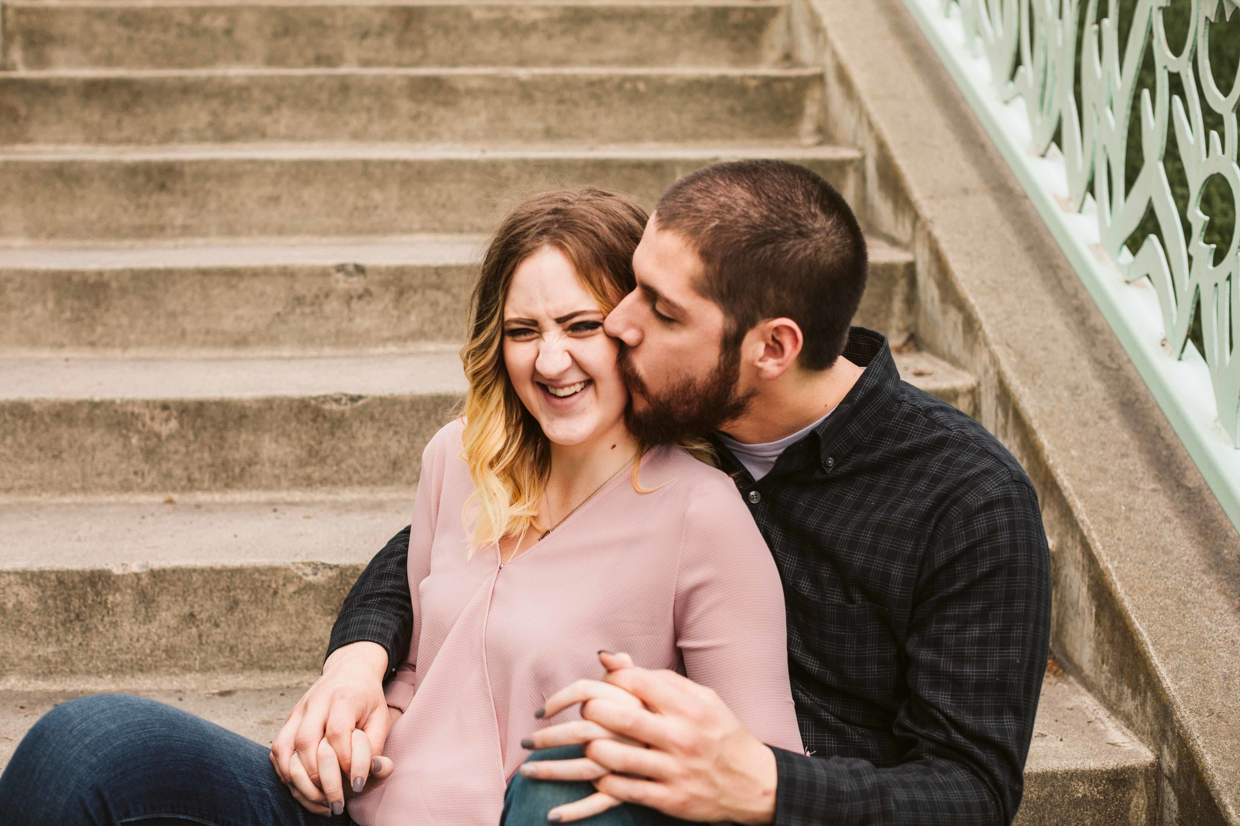 Manitoe Park Engagement Photos