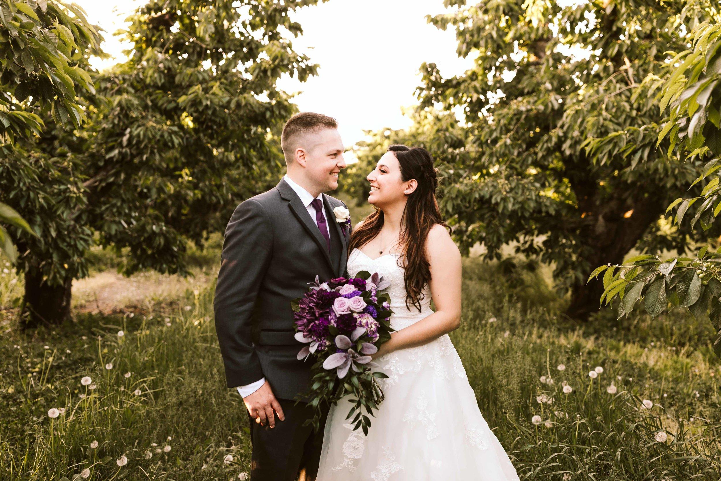 Tucannon Cellars Wedding Photos
