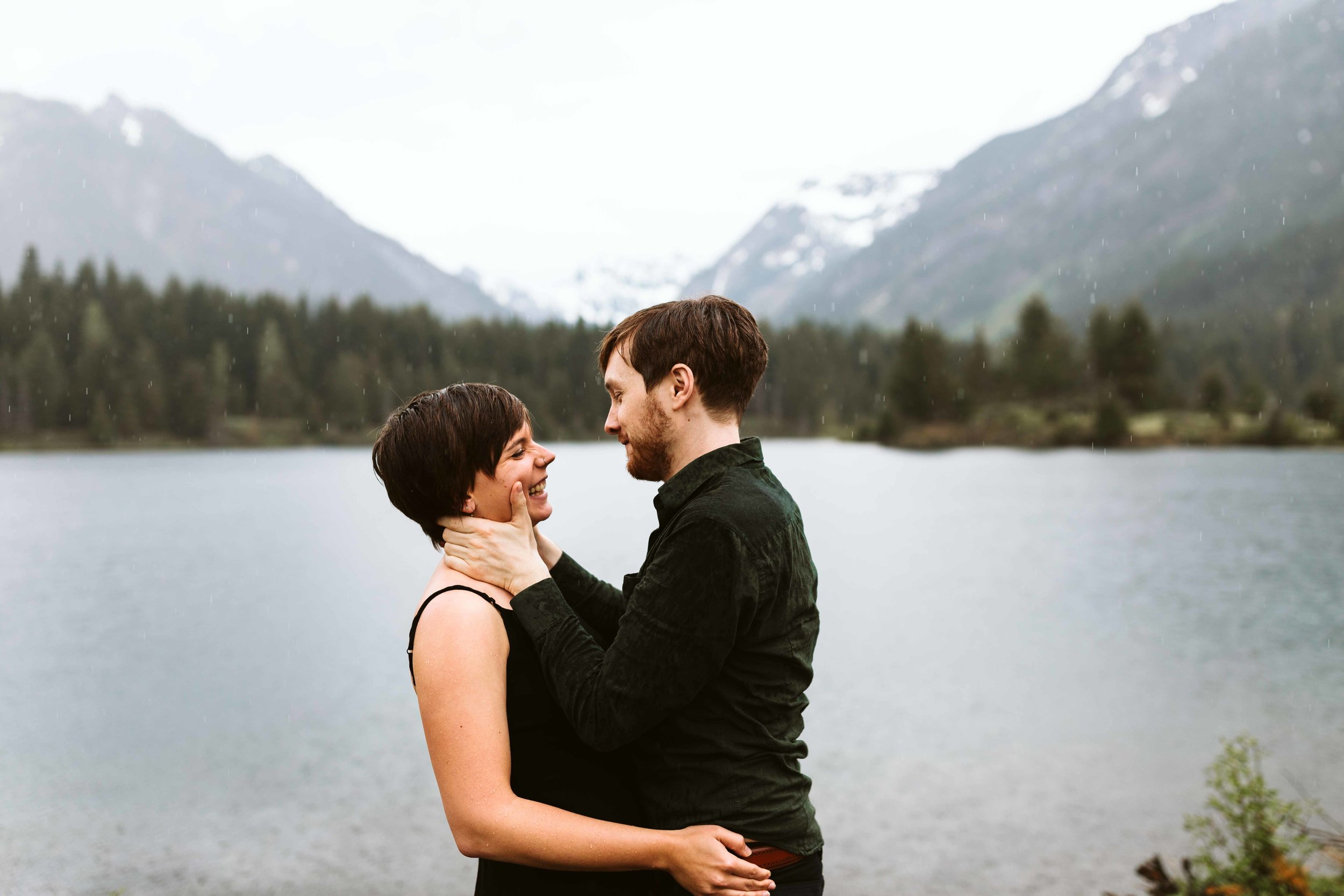 Gold Creek Pond Trail Engagement