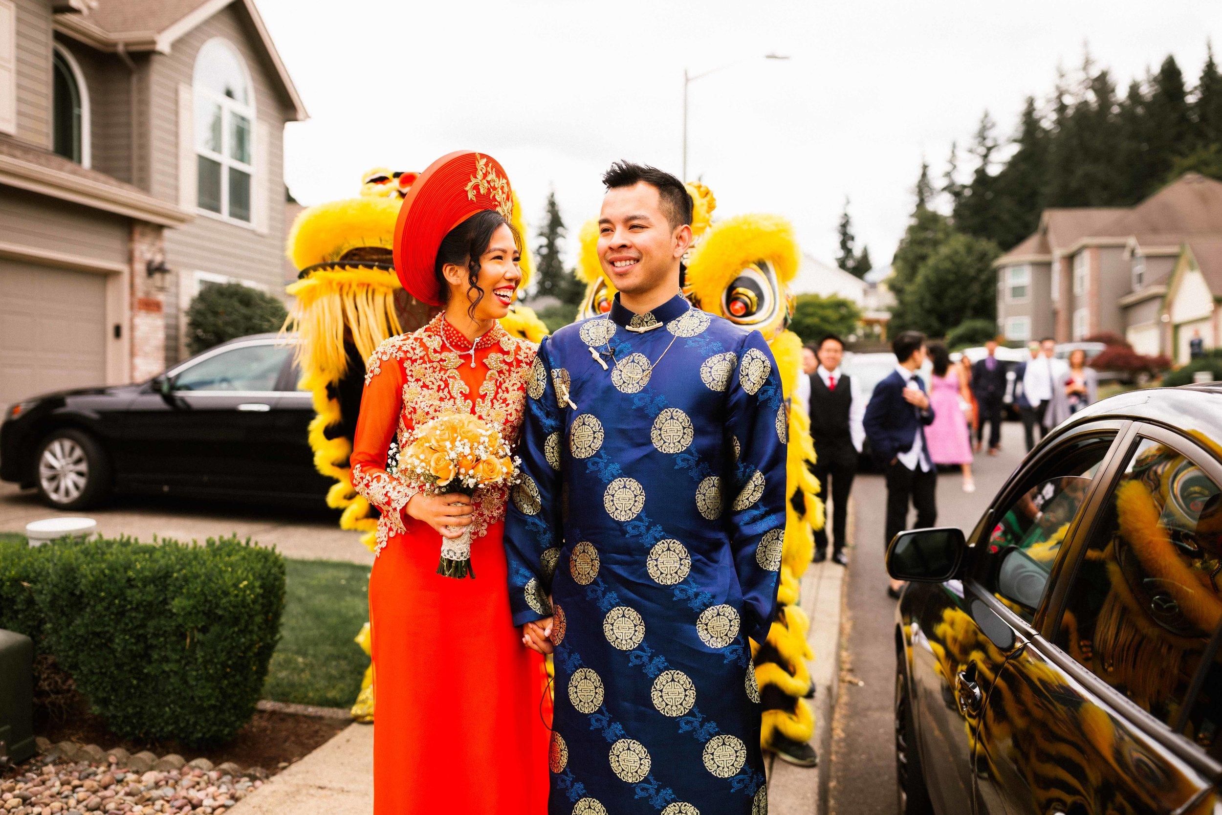 Portland, OR Wedding