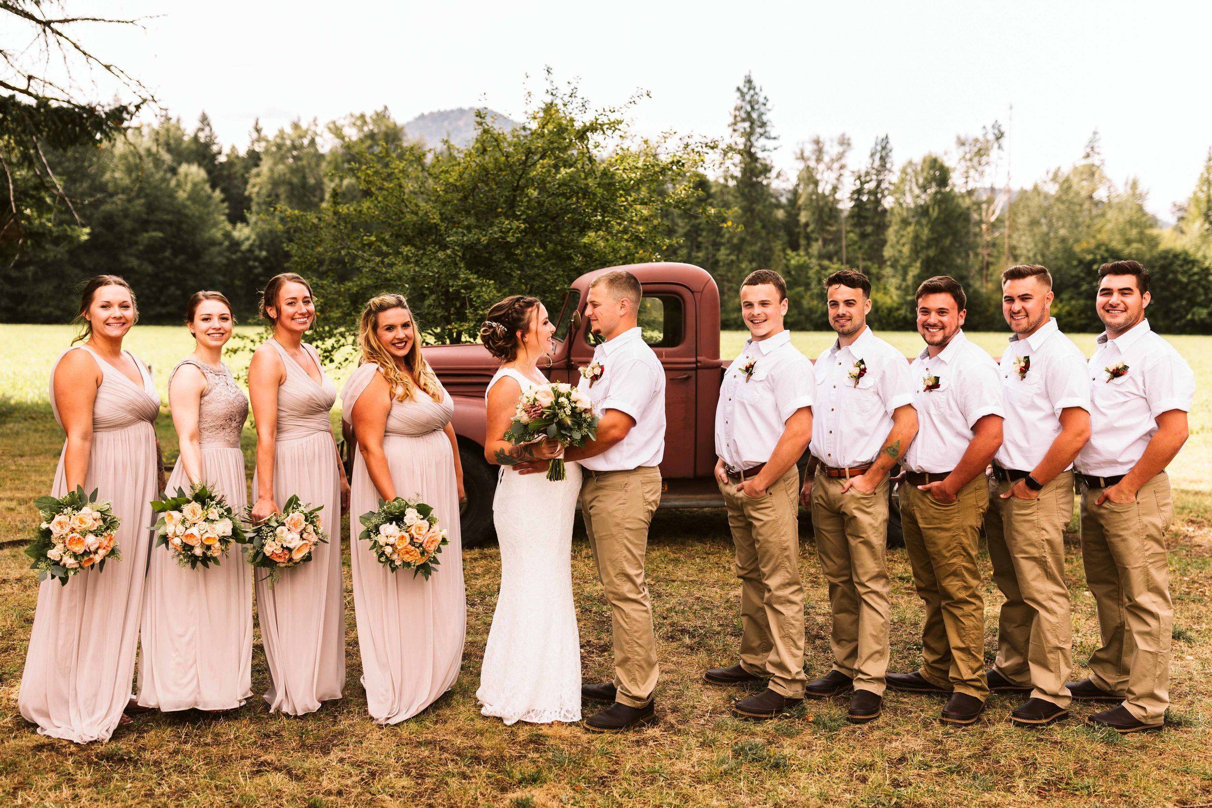 Ritter Farms Wedding