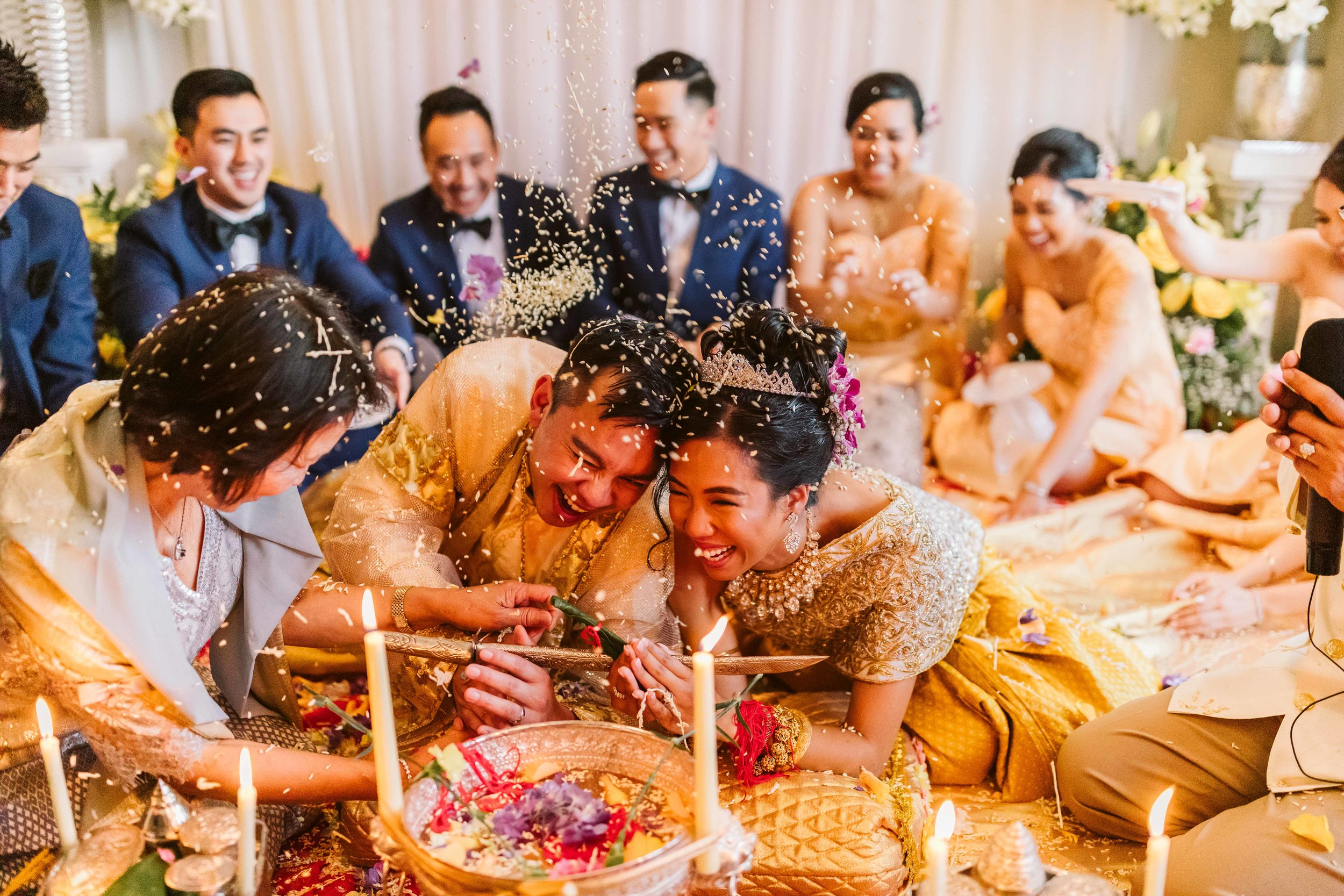 Oregon Bride Magazine - VIETNAMESE AND CAMBODIAN 2-DAY WEDDING WEEKENDKhoa + Stephany