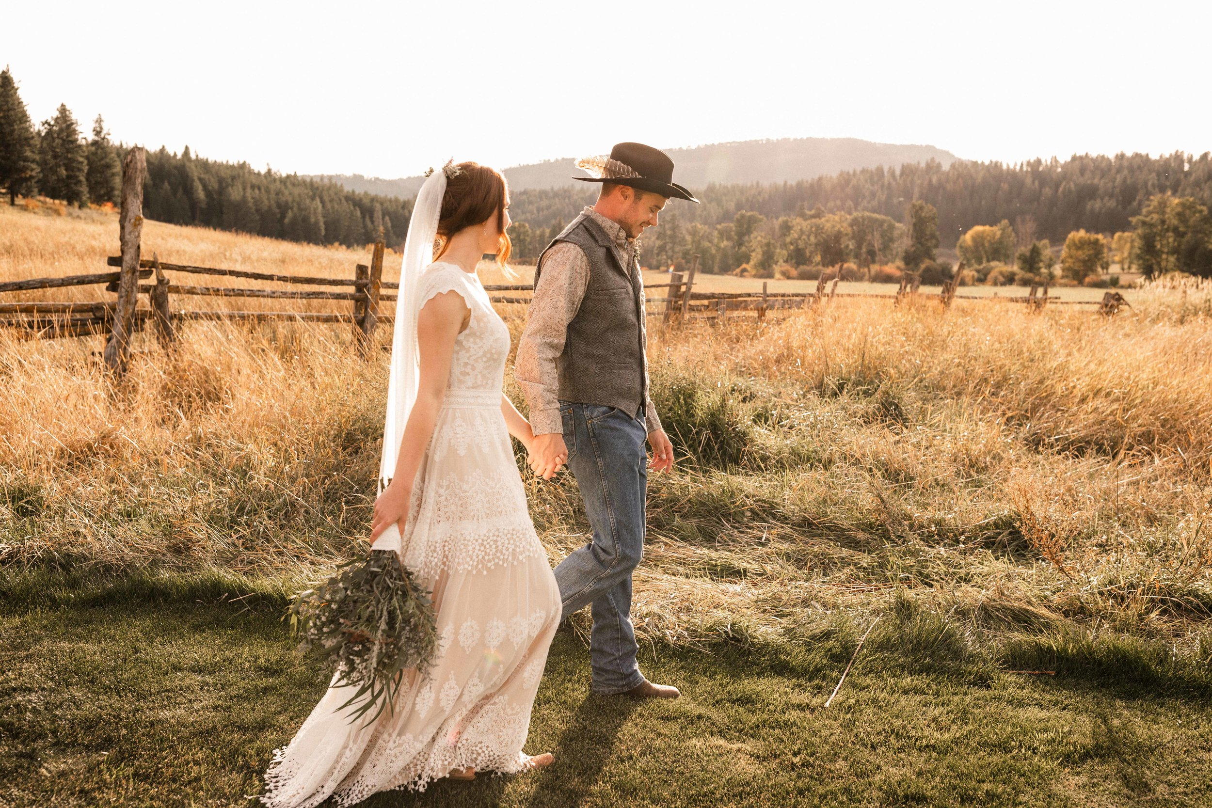 The Cattle Barn Wedding