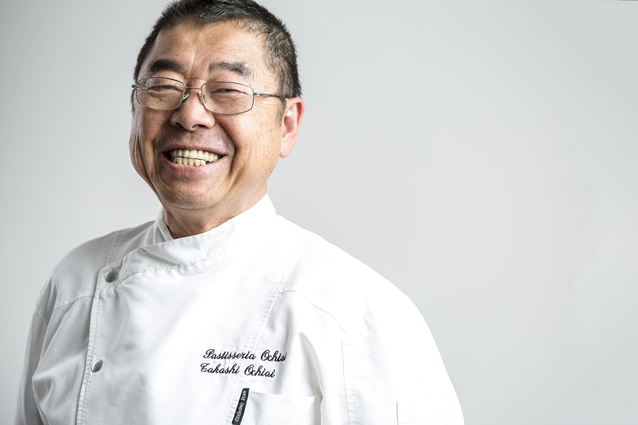 Takashi Ochiai.