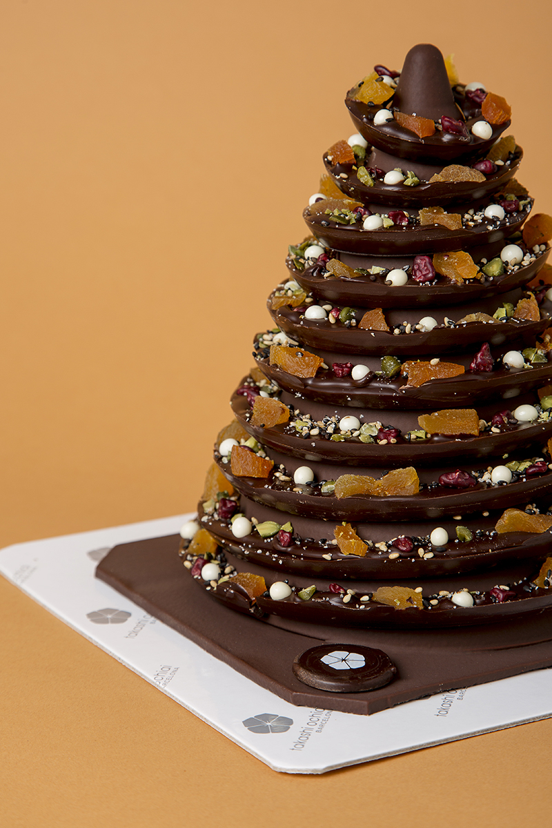 Árbol de chocolate