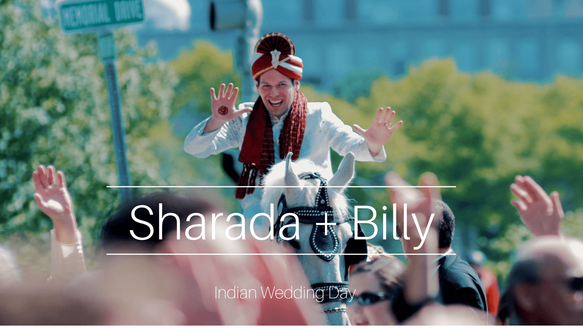 Boston Indian Wedding