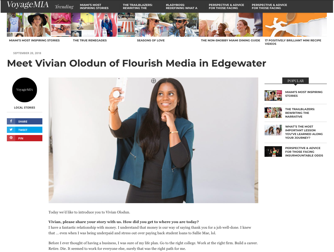 Voyage Magazine features Vivian Olodun.png