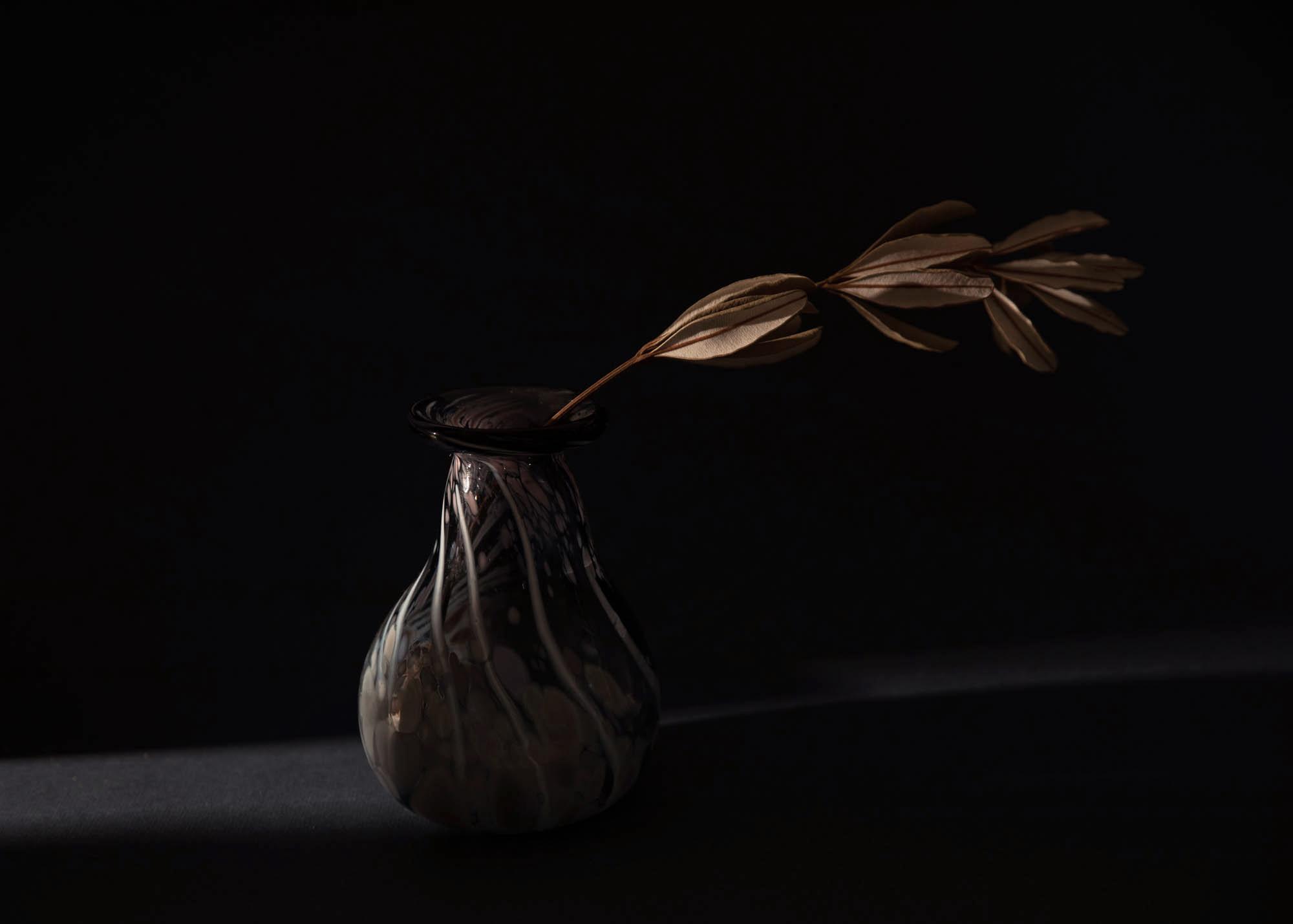 SELECTED BY SOUVENIR /  Fantasia Glass Vase
