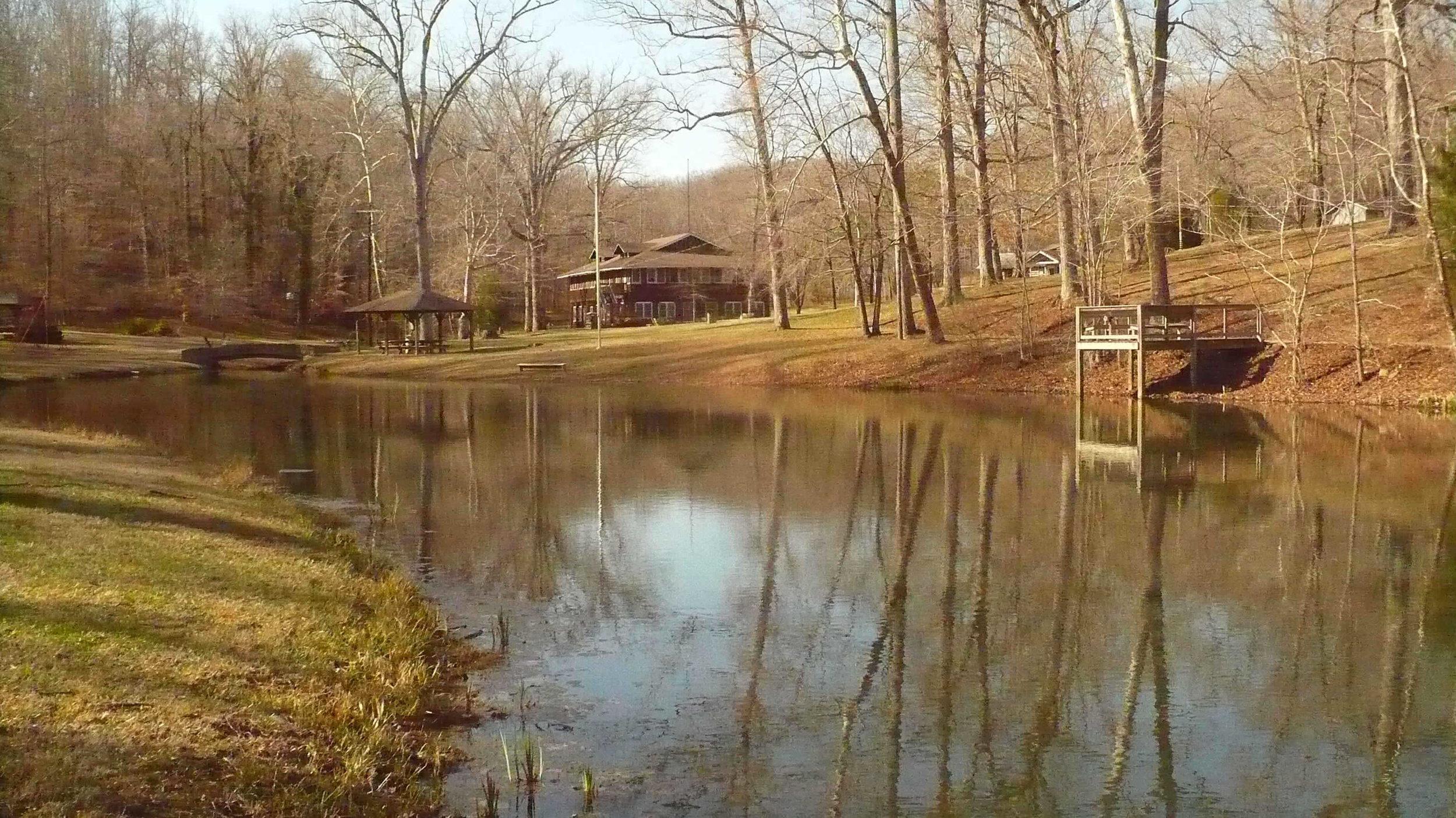 Lake, Dining Hall.JPG