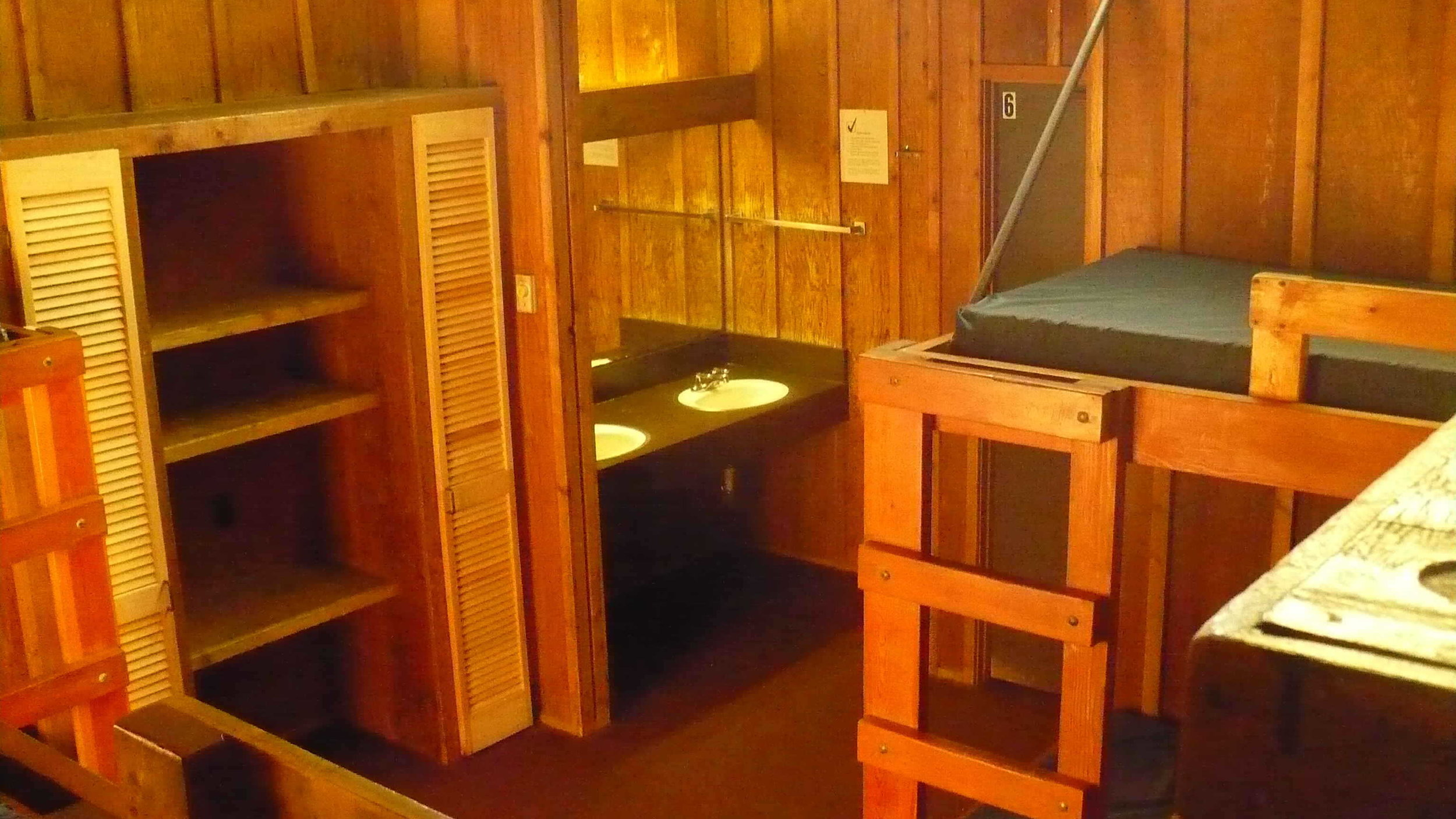 Lodge Bunks and Sinks.JPG