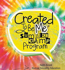 8ers Camp Curriculum  Created To Be Me® Camping Program  Just Say Know Ministries