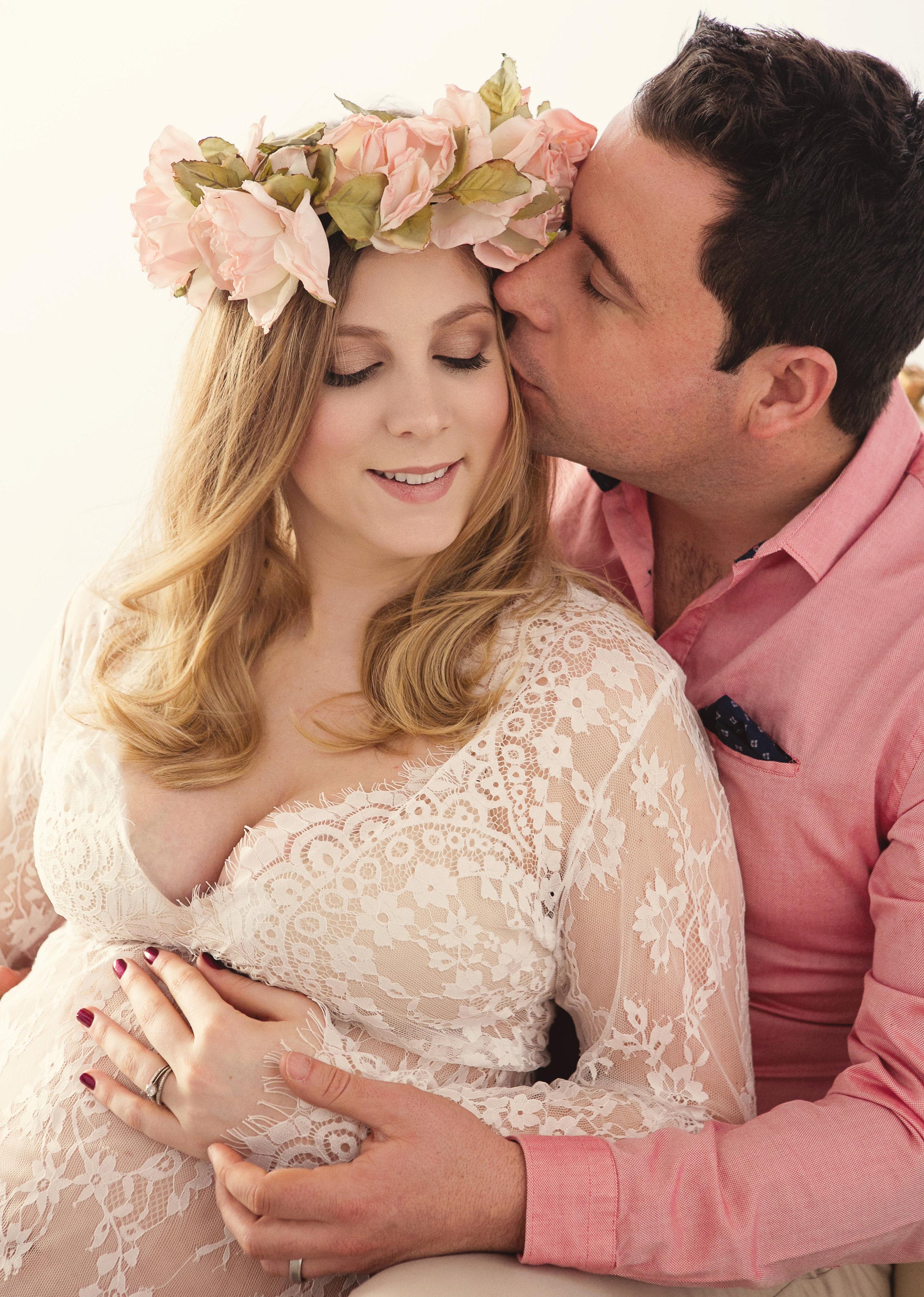 Maternity Photo shoot with Lenka Jones