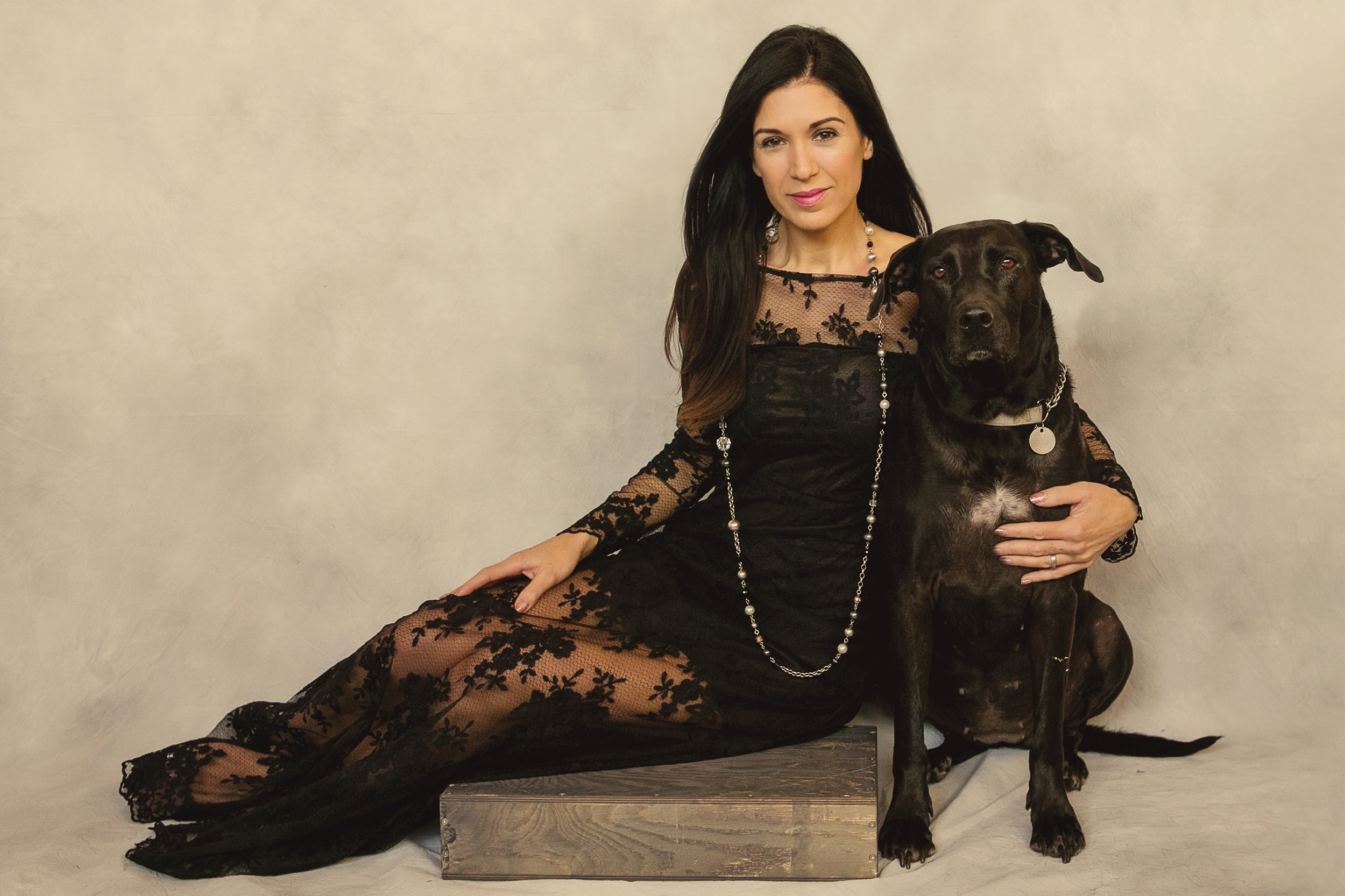 Pet Portraits with Lenka Jones