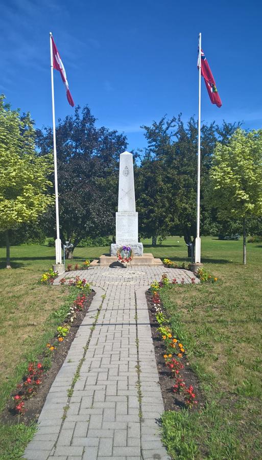 Maxville Cenotaph