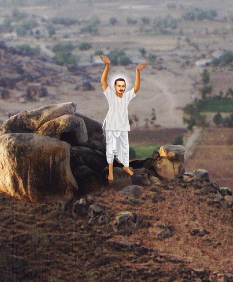 """""""તમોએ એવી માન્યતા કરી કે મારું છે તે જતું રહેશે અને અમોએ એમ ચોક્કસ નિર્ણય કરેલ છે કે અમારું છે તે પાસે જ રહેવાનું છે, તે કદી જવાનું નથી."""" Shrimad says to Thackershibhai"""