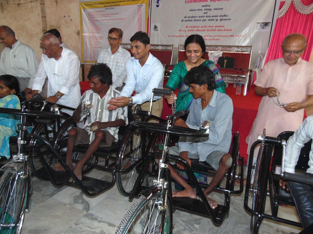 Ashirvad Trust for the Disabled — Shree Raj Saubhag
