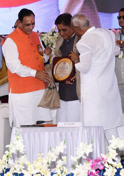 Shri Chandrakant Vyas – Director of Prem Ni Parab Education Program