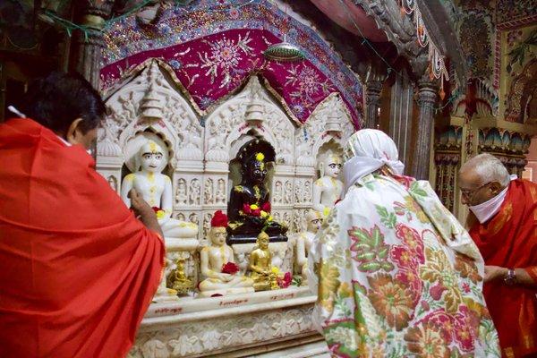 Mulnayak Shri Chintamani Parshwanath Bhagwan