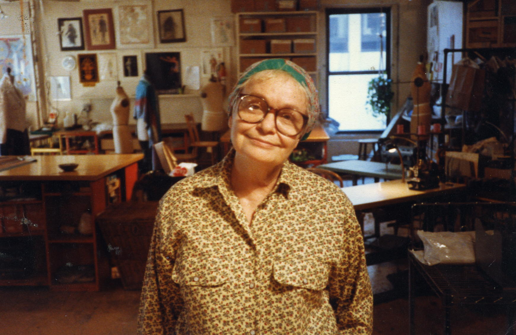 Betty Vickery Williams in The Studio on 7th Avenue in the 90's